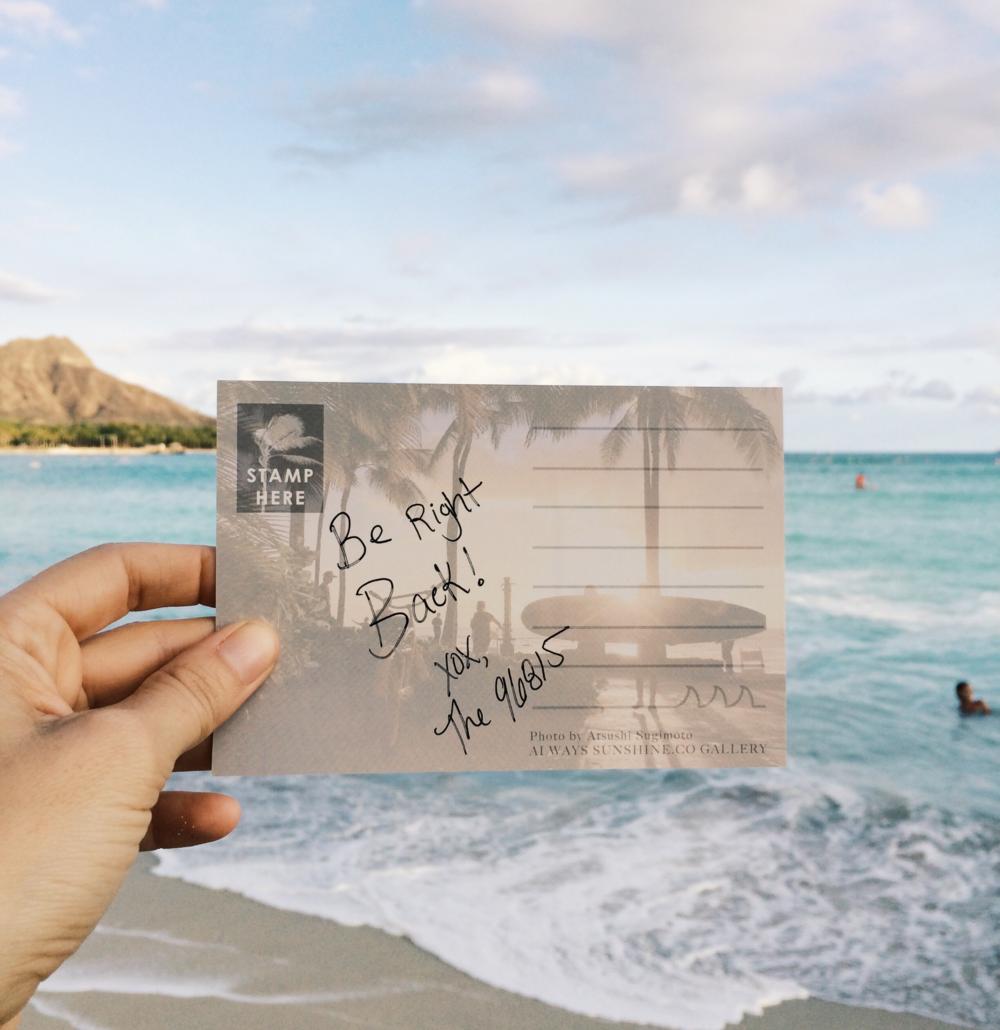 Waikiki Blog