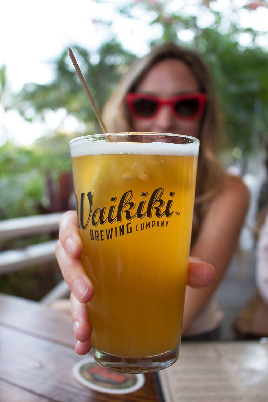 Waikiki Brewing Co