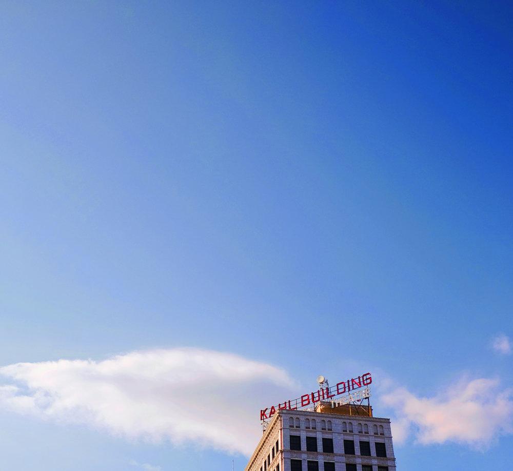Kahl Building, Davenport IA