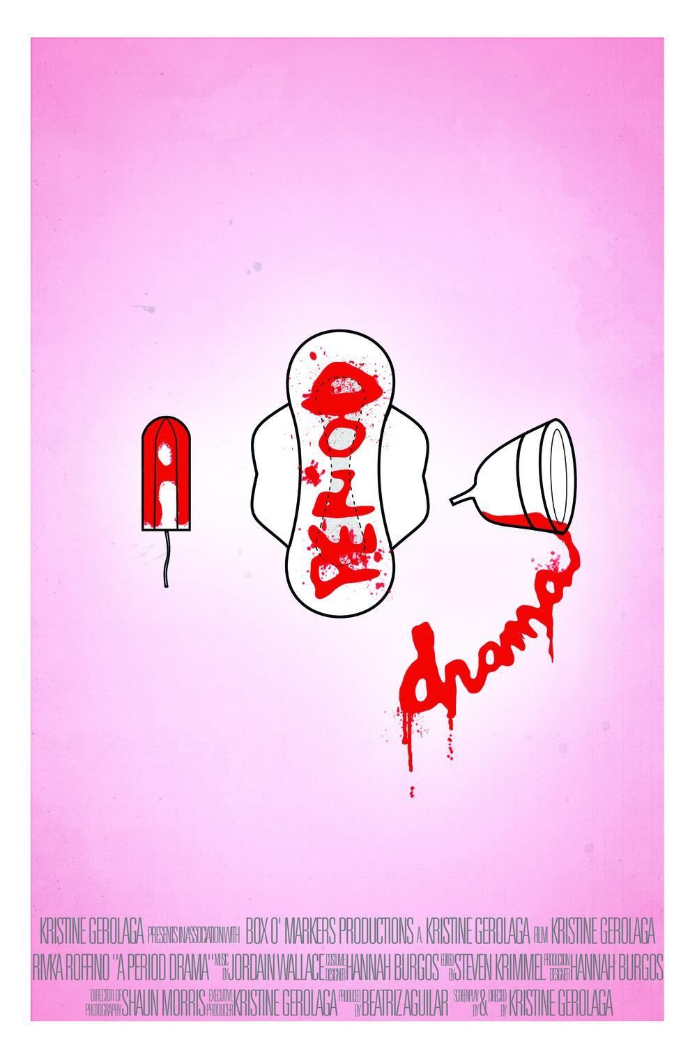 Poster by Madeleine Heil!