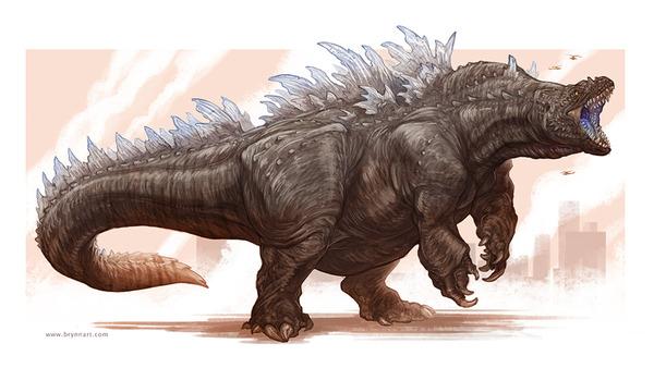 Godzilla Brynn Metheney