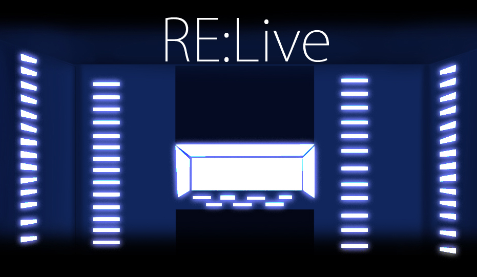 RE:Live was a game made for the 2014 Cyberpunk Jam. Made in Twine, entirely by me. Art done in Ps.