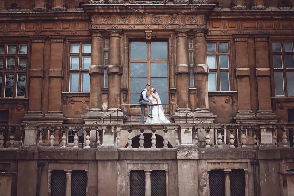 Wollaton hall wedding photography nottingham