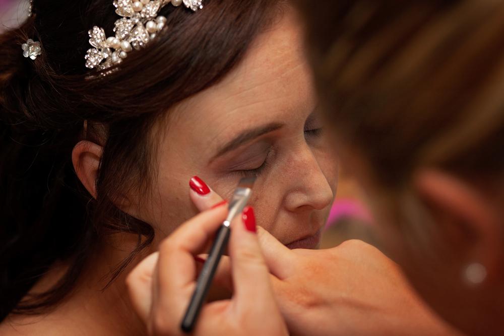 Bridal Makeup Nottingham