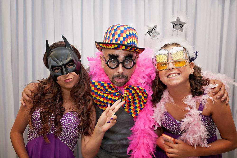 batman wedding photo booth nottingham