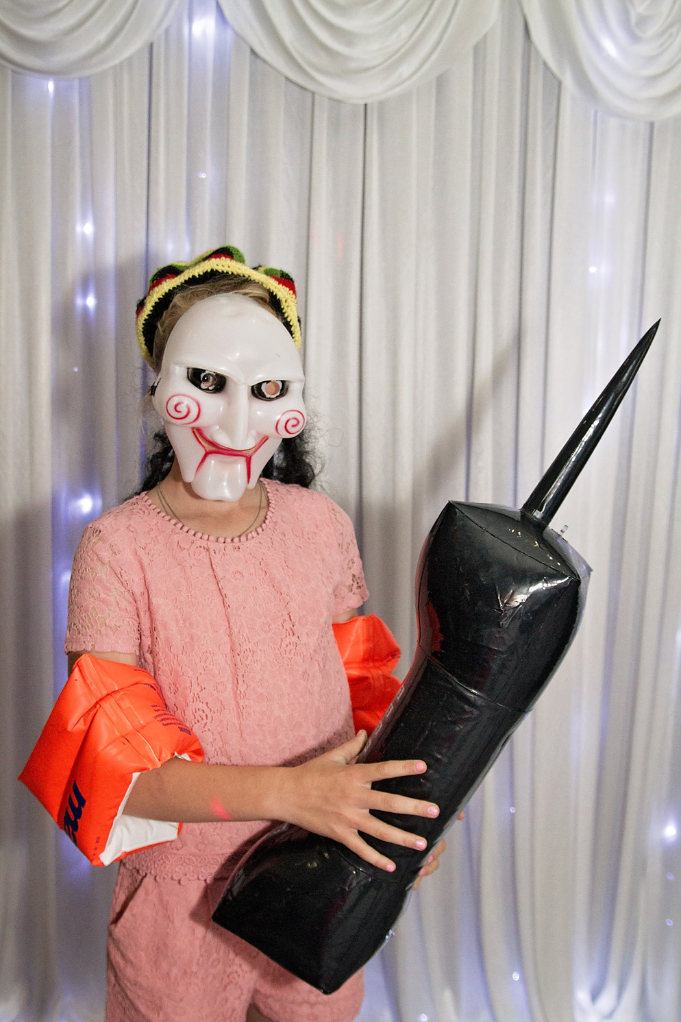 Scary photo booth nottingham