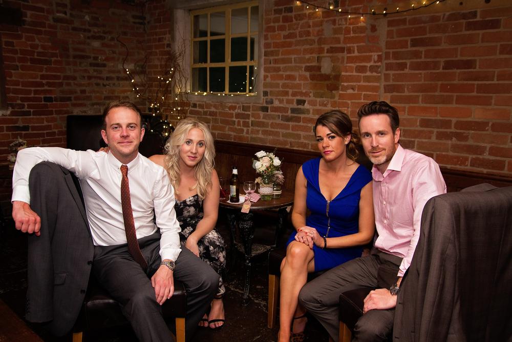 wedding guests nottingham wedding photographer
