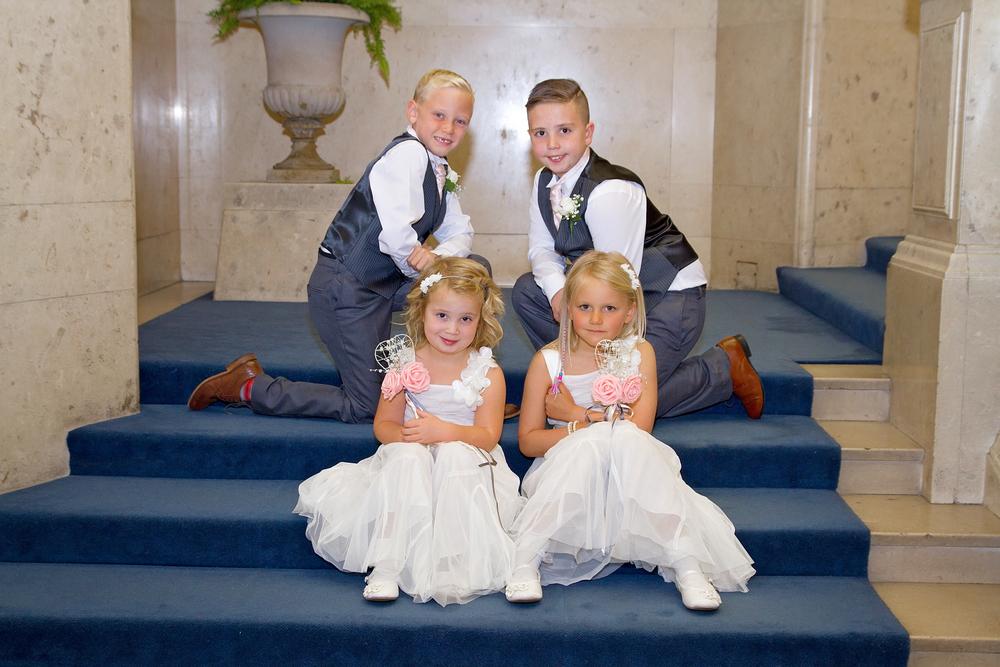 Nottingham wedding photographer council house
