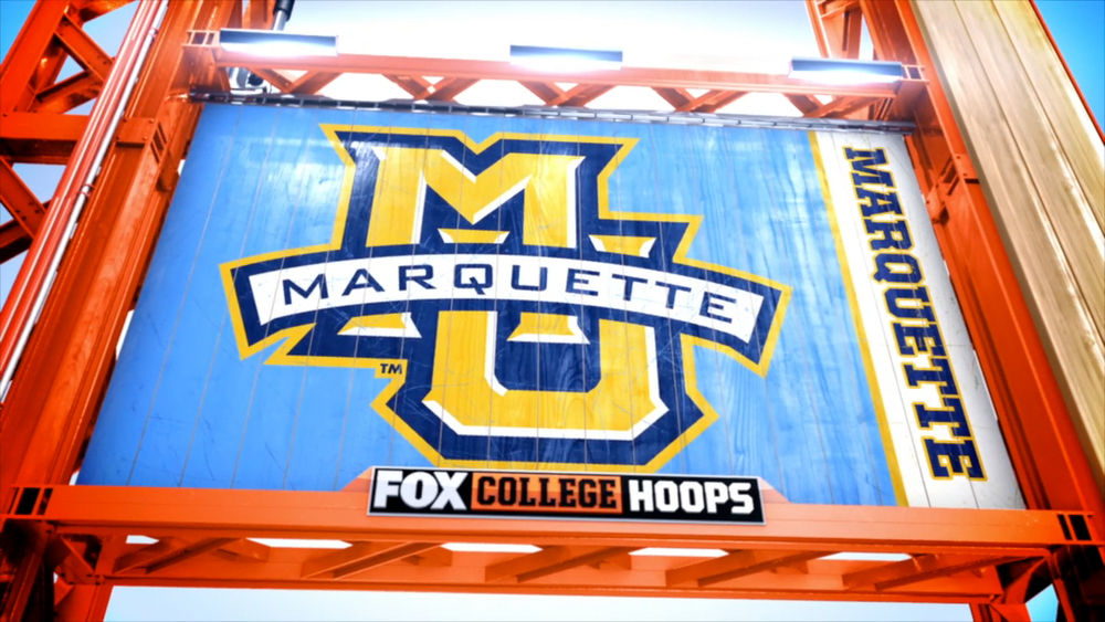 FOX College Hoops Interstitial  All aspects.
