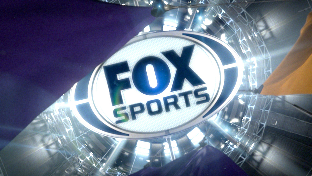 FOX NBA | Opening Animation  Art Direction, Modeling.