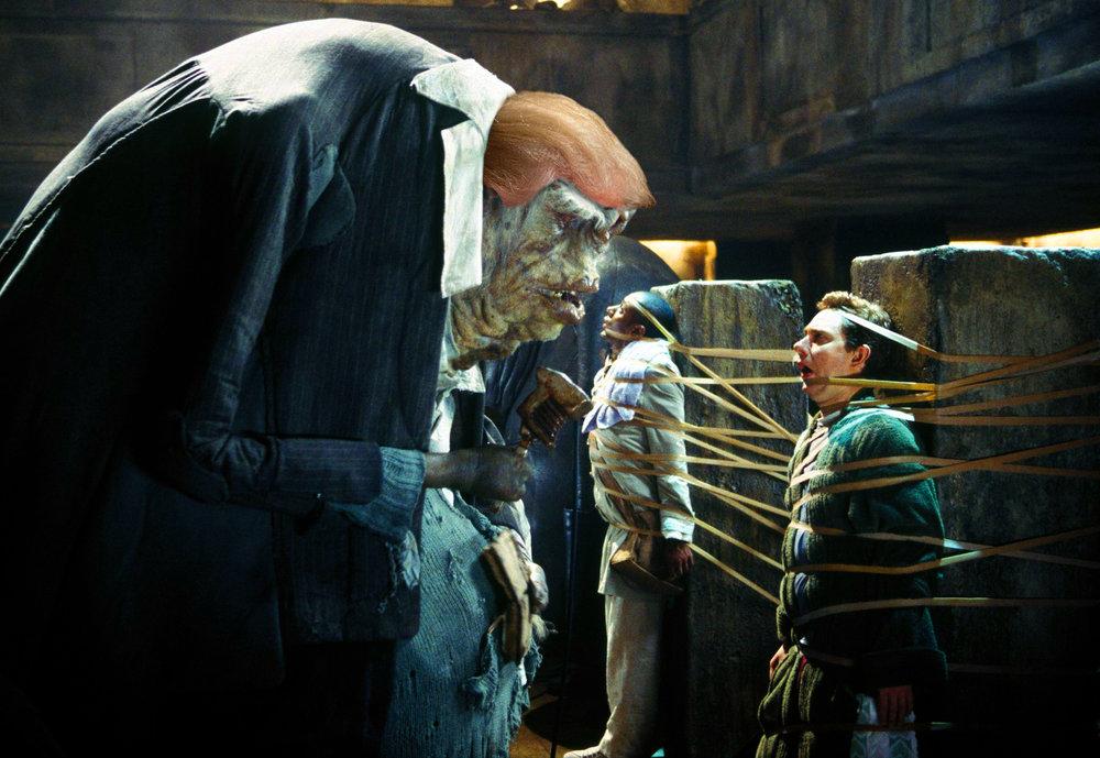 Vogon Trump