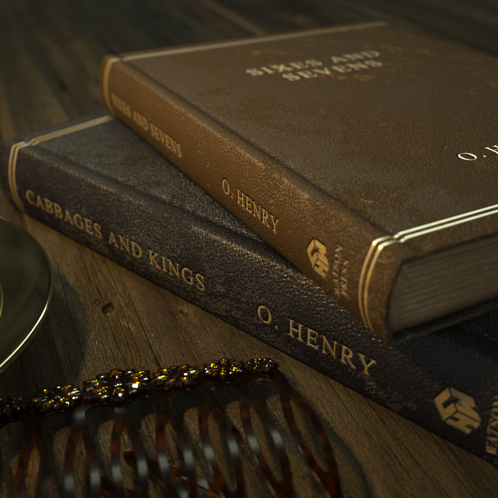 O. Henry Books - Test Render