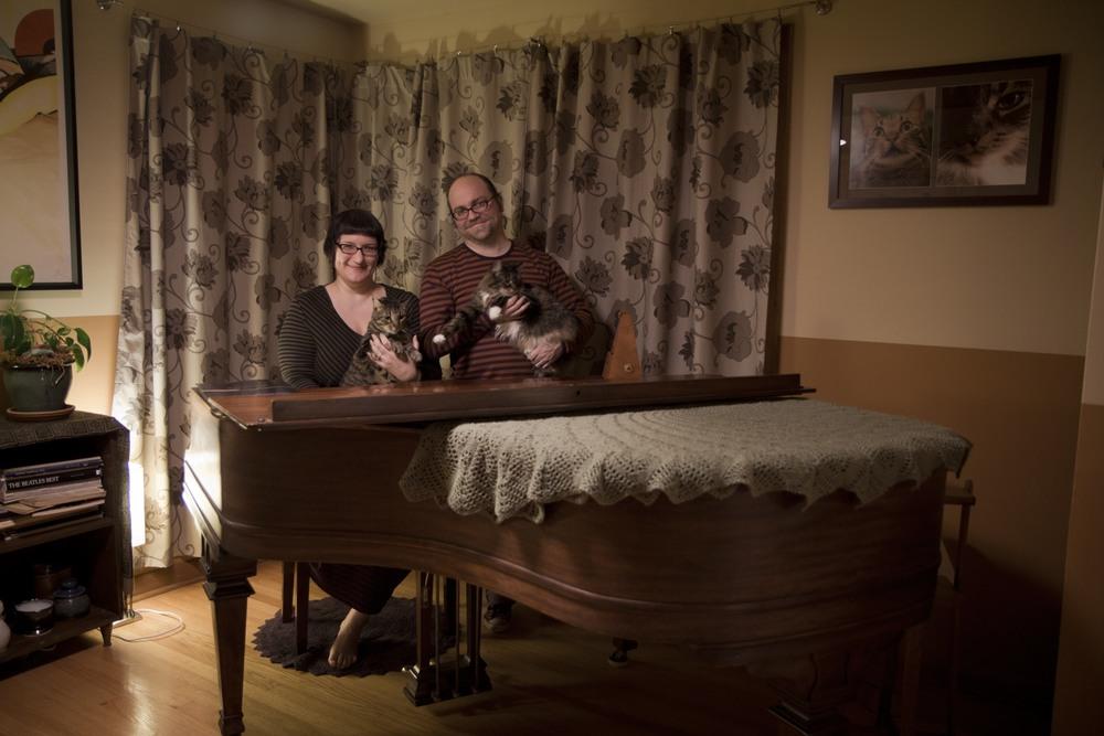 Photography by  Robert Haydon  & Julie Brush