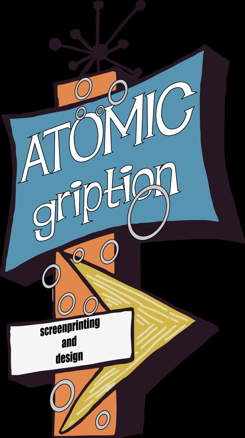 For Atomic Gription