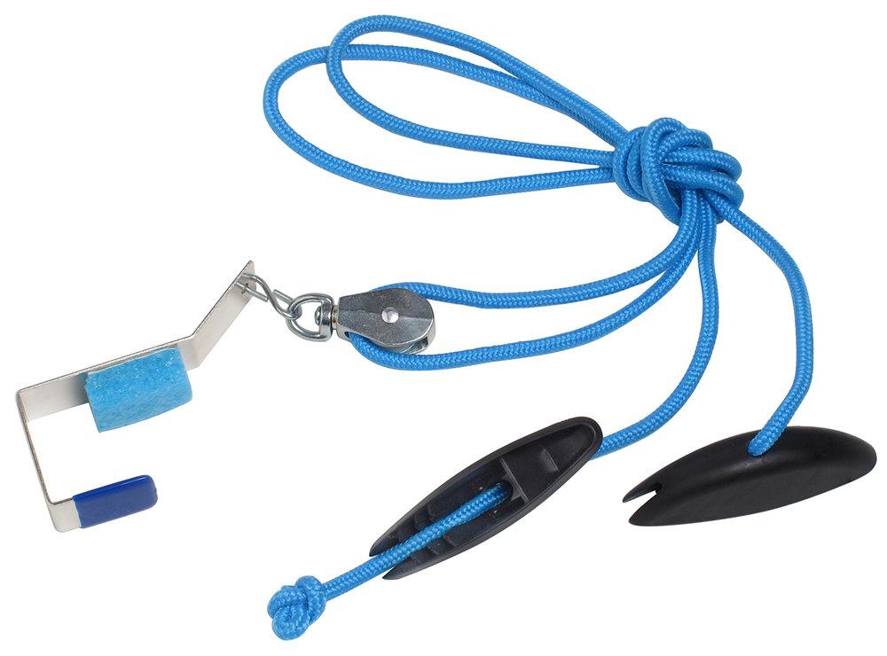 BlueRanger Shoulder Pulley with Metal Bracket