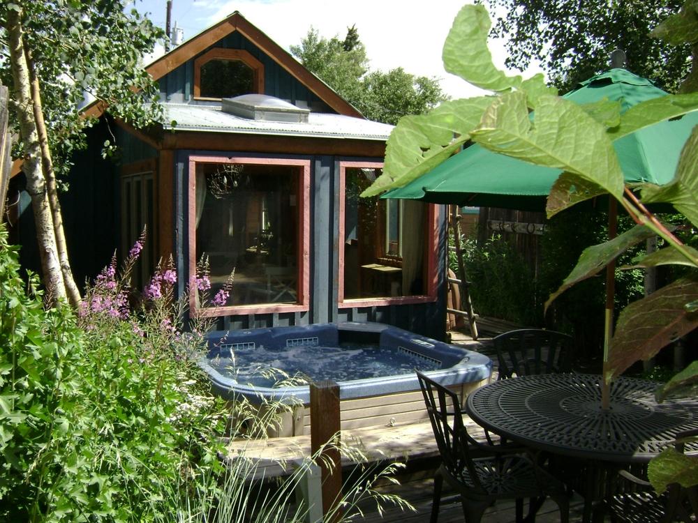 Miner's Cabin - Summer
