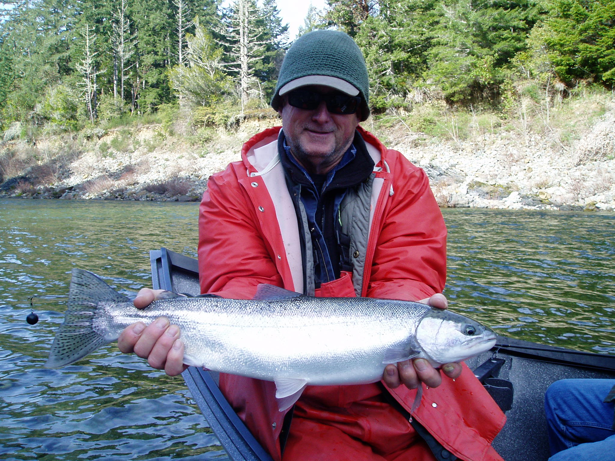 Rain finally mike 39 s norcal fishing report redwood for Norcal fishing report
