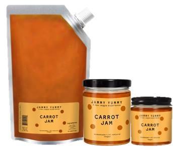 Carrot jam Miami