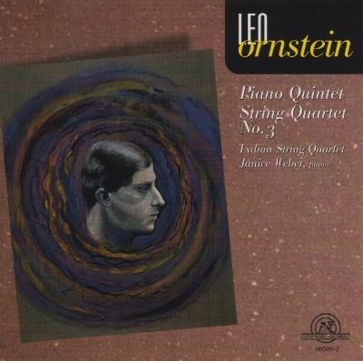 Leo Ornstein Piano Quintet