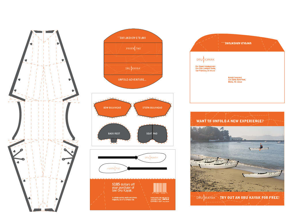 Oru Kayak Rebecca Ulsh Design