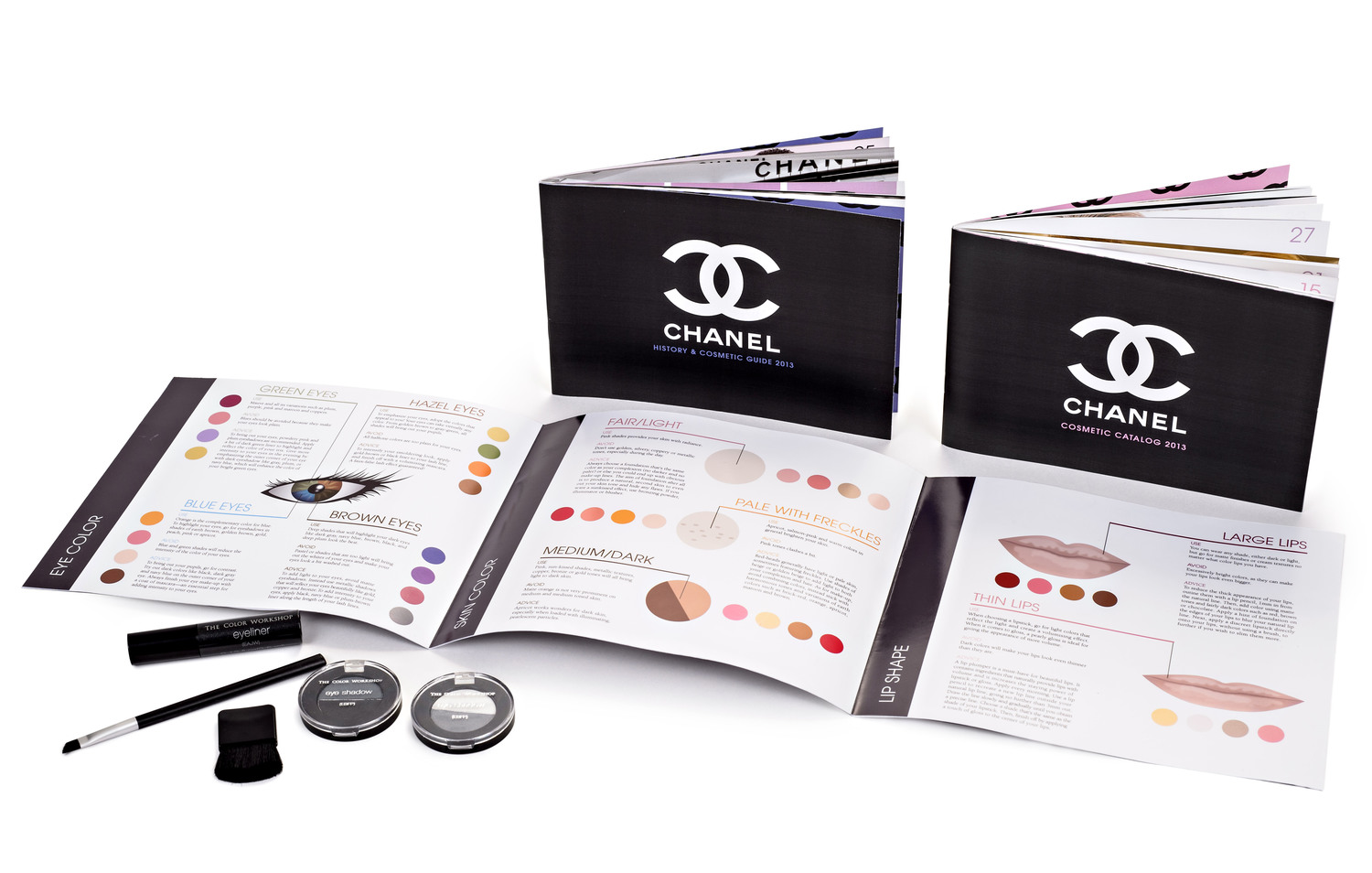 Chanel Cosmetics Rebecca Ulsh Design