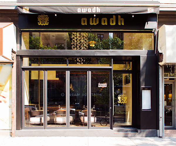 Awadh is located at 2588 Broadway between 97th and 98th Street.