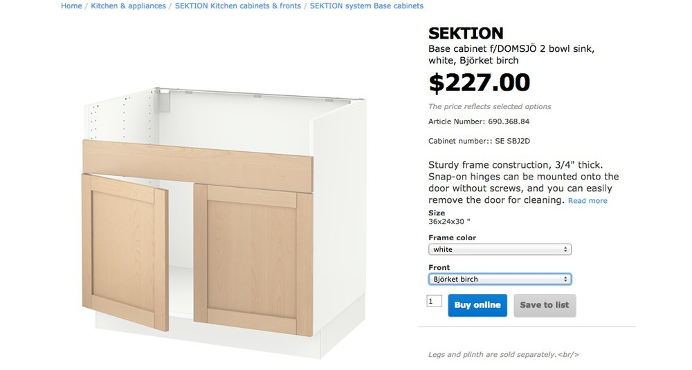 Ikea Godmorgon High Gloss Grey ~ Introducing Sektion The New IKEA Kitchen System — Ms Weatherbee