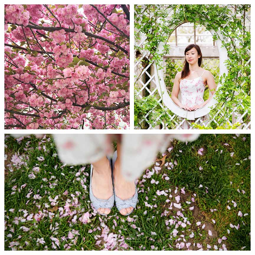 Top Left: Image via @lweatherbee. Top Right, Bottom: Photography by Lisa Weatherbee