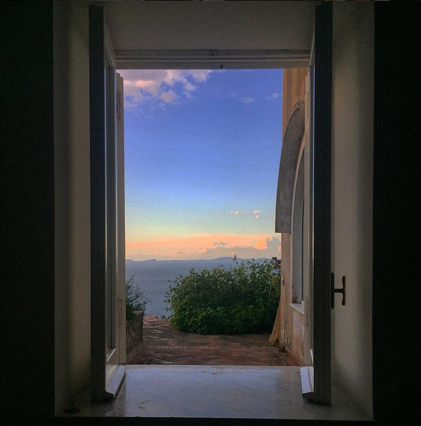 That view! Image via @lweatherbee on Instagram.