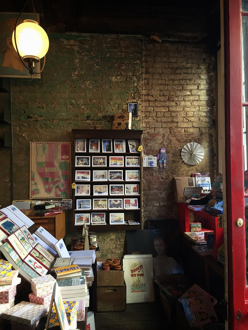 Stepping inside to the shop you know you'll find something good. Image via  @lweatherbee .