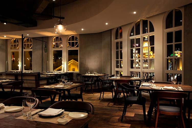 Jean Georges Mercato at Three on The Bund. Image via  Mercato