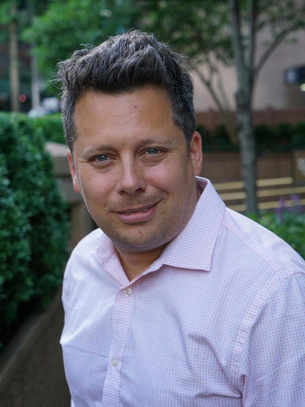 Designer and Real Estate Agent Zack Sosne