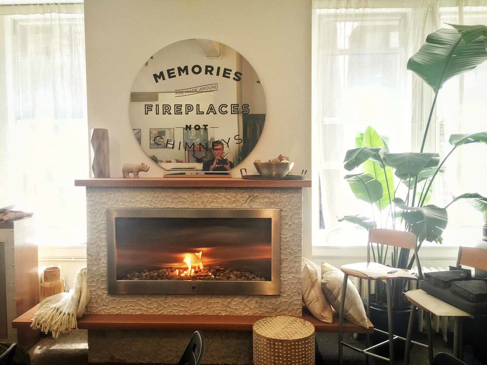 Ventless Fireplaces By Hearth Cabinet