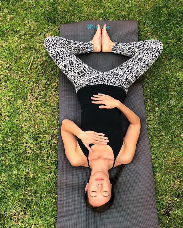 Last week I shared some of my favorite restorative yoga poses on @livetosustain. I effing LOVE restorative yoga because it feels amazing and helps your body to heal itself. Swipe left for more poses. And be sure to follow along @livetosustain because we'll be sharing lots of tips for sustainable living!  #livetosustain #sustainability #yoga #yogaeverydamnday #permaculture #bossladies #restorativeyoga #yinyoga #suptabaddhakonasana #bestofsandiego #dslooking #bthechange #smallbusiness #entrepreneurlife #sandiefo #californiadreaming #californiagirl #socal #ecoliving #mindfulness #selfcare
