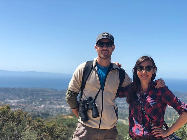Hello from Inspiration Point! Me and @acemada are on a road trip up and down the Cali coast. Follow @livetosustain to see all the updates from our adventure. . . . . #livetosustain #yoga #permaculture #santabarbara #inspirationpoint #hikingcalifornia #californiahiking #outdoorwomen #roadtrippin #roadtrip #theviewfromhere #theviewfromuphere #theviewfromthetop #bizladies #sustainability #trashisfortossers #hiking #hikecalifornia #bestofcalifornia