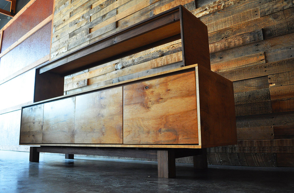 Credenzas and More - Starting with the best locally sourced raw materials, we use time tested traditional production methods paired with modern processes, to creating one of a kind unique pieces for your home or business.
