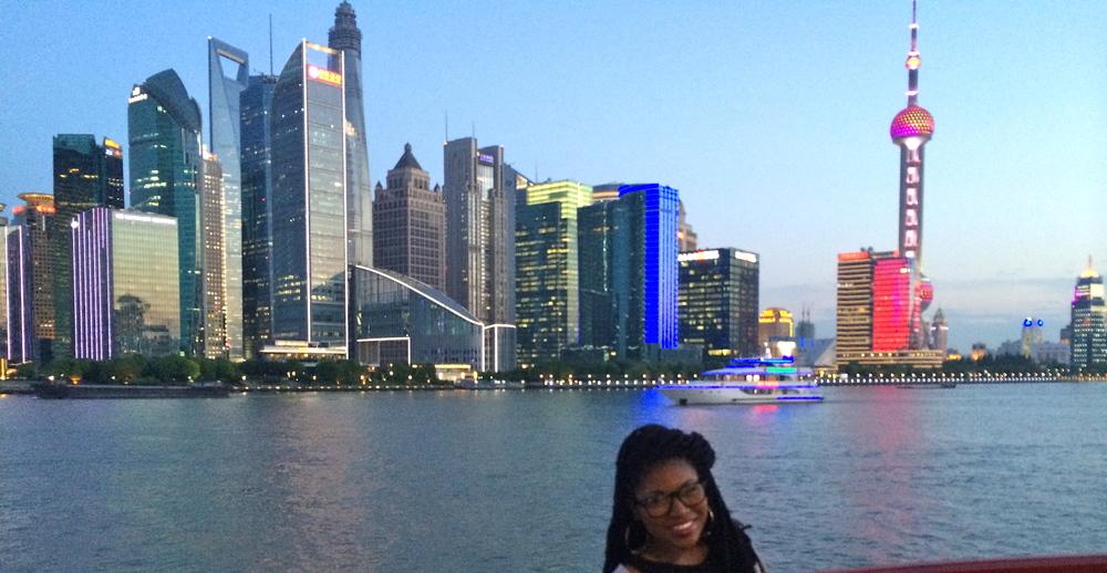 Huangpu River Cruise, Shanghai