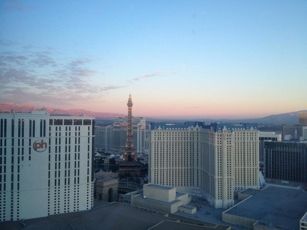 5:30 AM sunrise view - niiiice