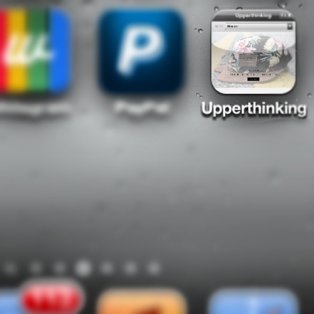 upperthinking mobile application