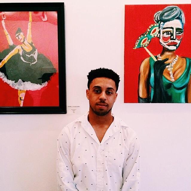 Erik, bka Rikasso, DMV artist