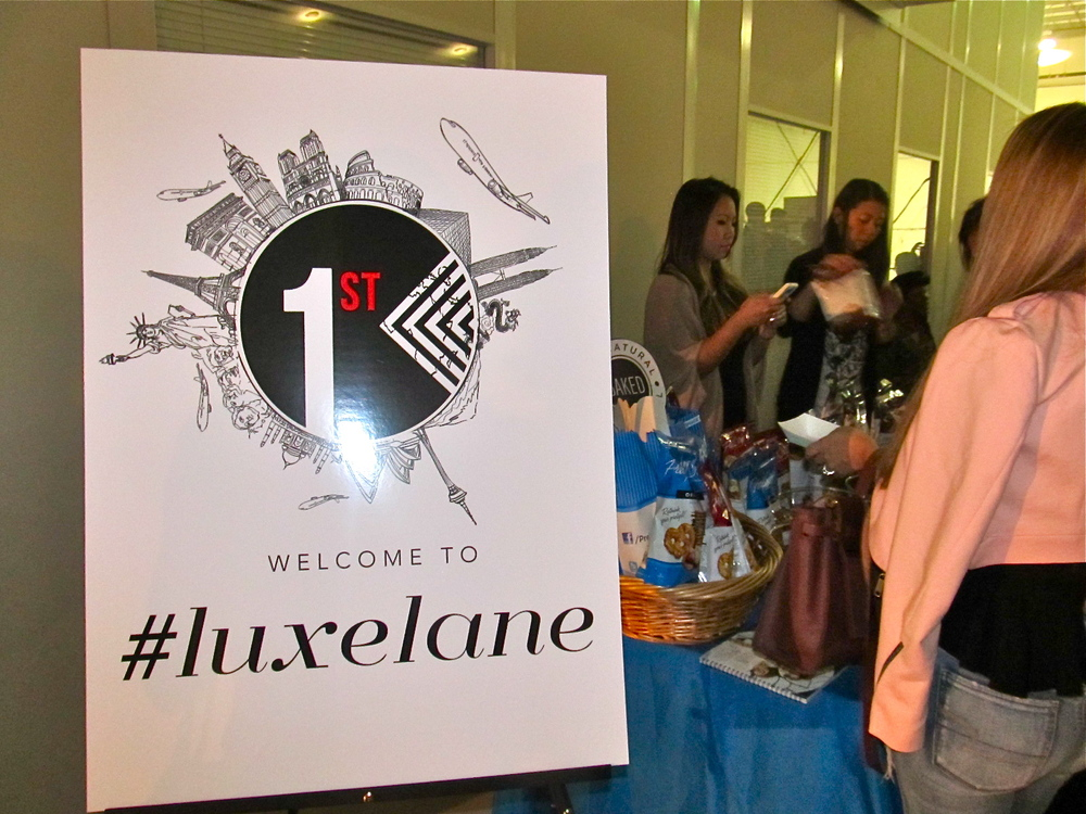 1st class fashion luxe lane