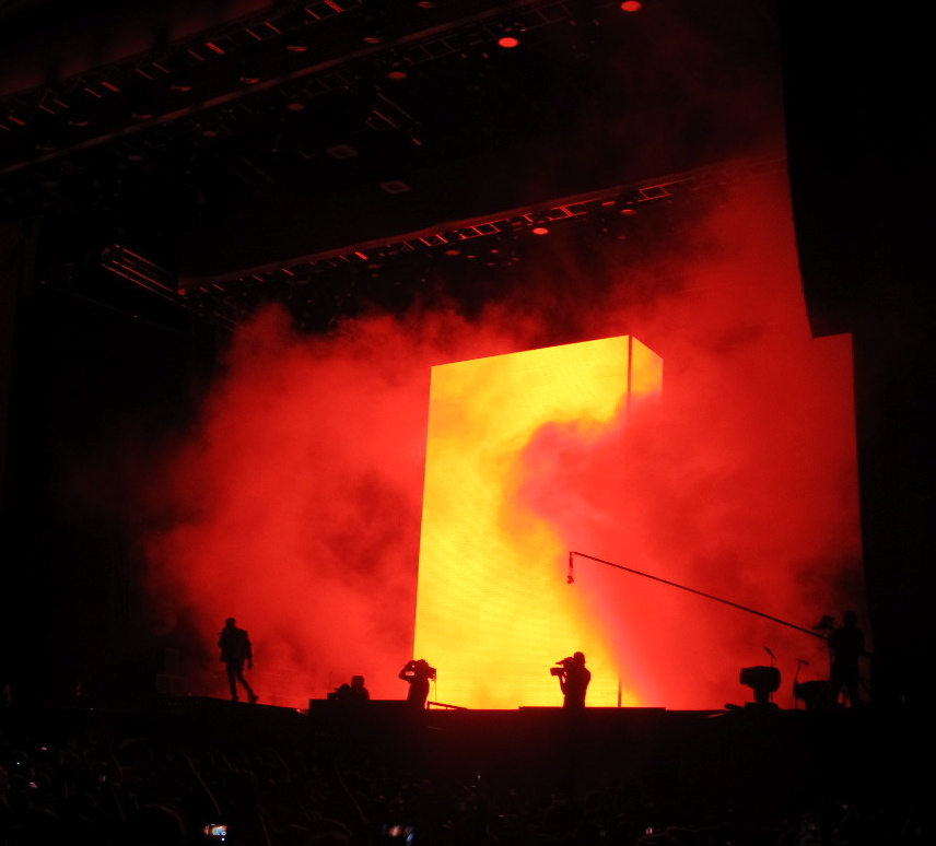 Kanye West || MIA LA