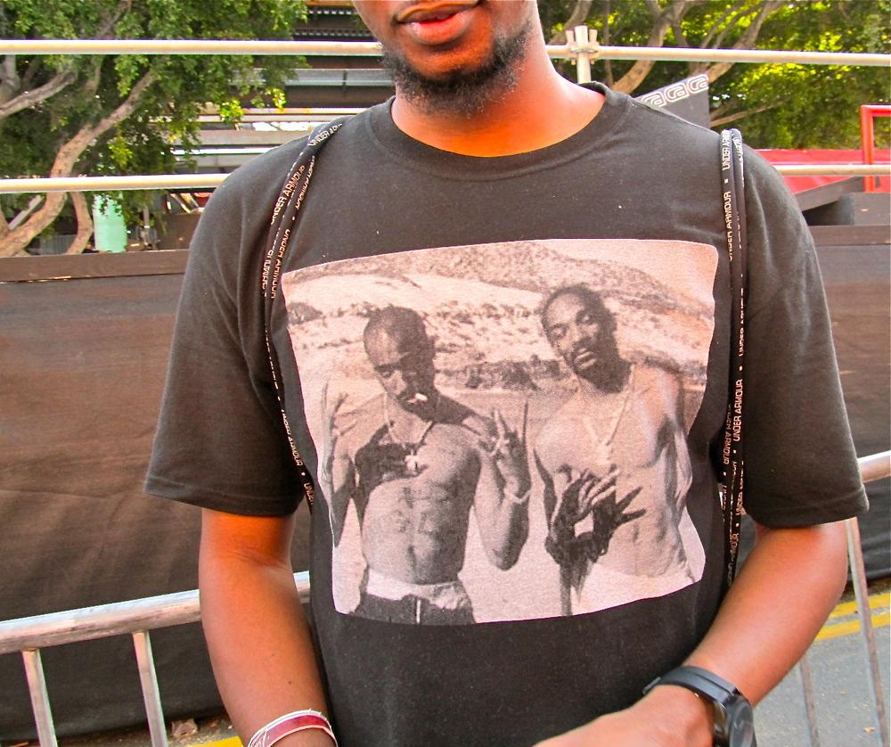 tupac snoop shirt