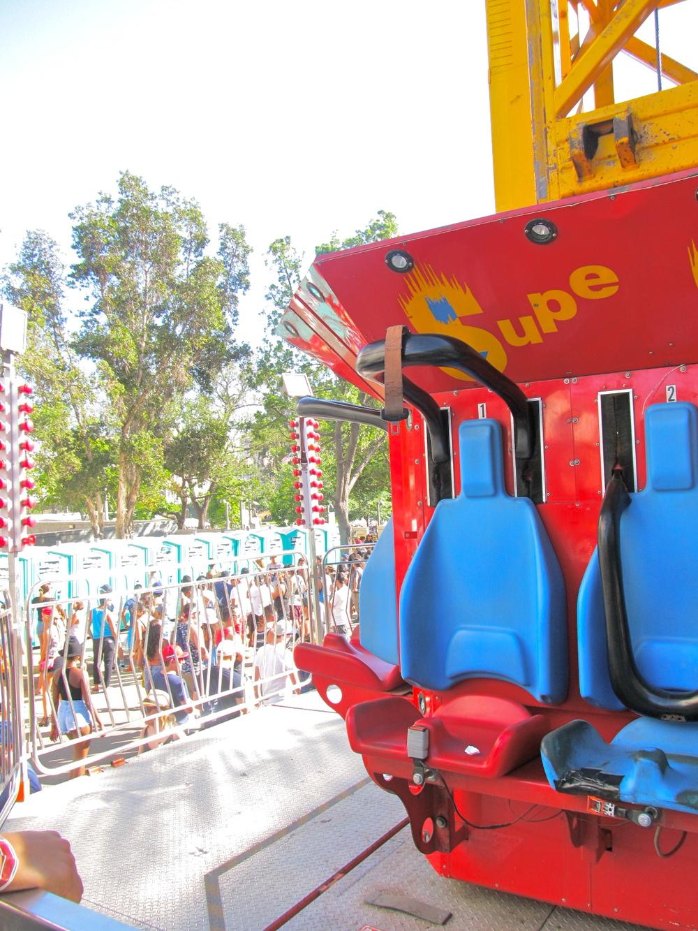 made in america festival ride