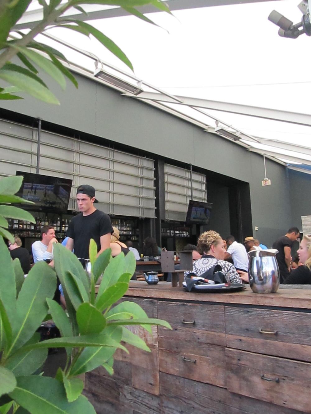 zengo brunch rooftop