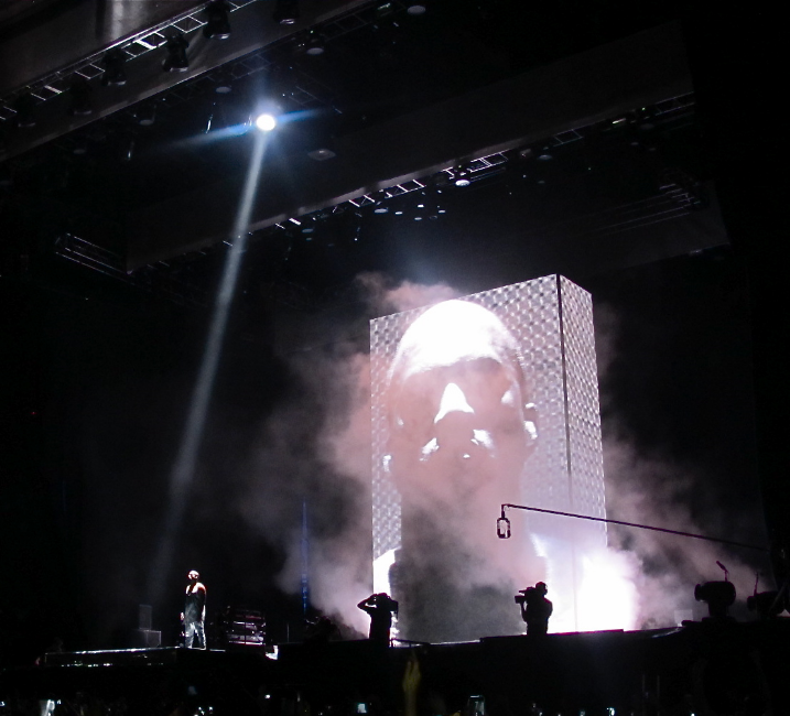 kanye west made in america la