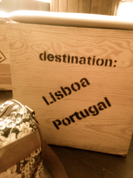destination: lisboa portugal, yes hostel