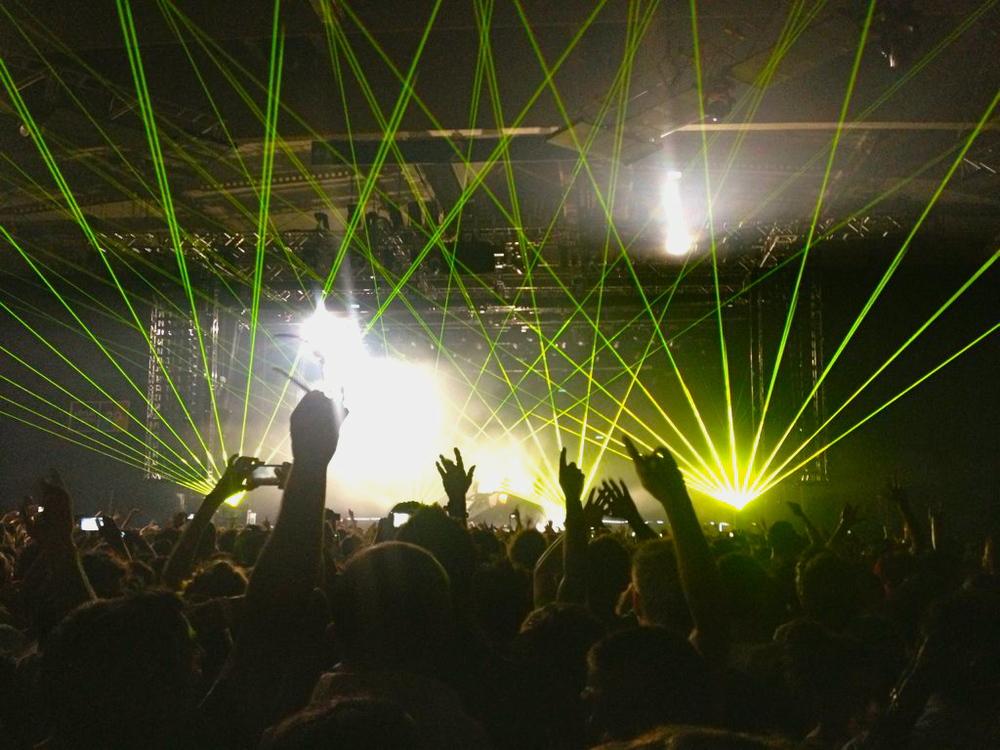 Sonar  Music Festival, Barcelona