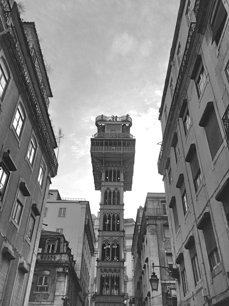 lisbon sites tower portugal
