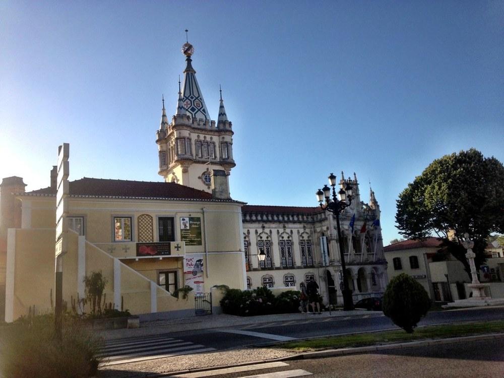 sintra chapel portugal
